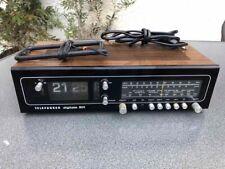 Vintage Radio Telefunken Digitale 201 German Retro Broadcast Receiver.Working.