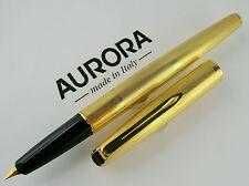 AURORA 98 - 1970 Stilografica in Argento Massiccio Dorato 22Ct Come Nuova!!
