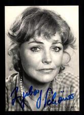 Ingeborg Schöner Rüdel Autogrammkarte Original Signiert # BC 94277