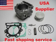 01-05 YAMAHA RAPTOR660 686CC 102MM BIG BORE CYLINDER PISTON GASKET KIT SET