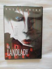 THE LANDLADY  horreur dvd