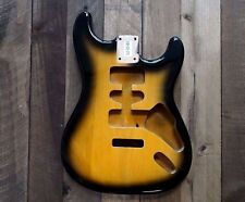 Eden Standard Series Alder Body for Strat Guitar 2-Tone Sunburst