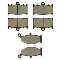 Brake Pads for Suzuki GSR 600 K (06-10) / GSR 400 K (06-08)