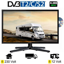 Reflexion LDDW240 23.6 Zoll LED TV mit DVB-S2 /C/T2 DVD, 12 V  24 V 230 Volt