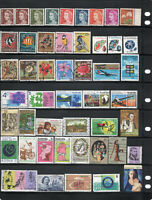 Australian stamp collection. 48 stamps.Free postage Australia. A7
