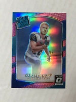 COOPER KUPP 2017 Donruss Optic PINK PRIZM SP RC REFRACTOR #179! RAMS! HUGE SALE!