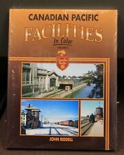 MORNING SUN BOOKS - CANADIAN PACIFIC Facilities Vol. 3 - HC 128 Pages