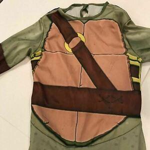 Donatello Teenage Mutant Ninja Turtles Jumpsuit Costume Childrens Small -Rubie's