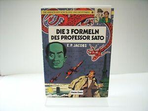 Comic: BLAKE UND MORTIMER - Band 8, Die 3 Formeln des Professor Sato, Carlsen