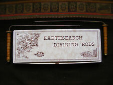 Dowsing / Divining Rods, beautifully boxed
