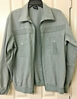 John Blair Jacket Vintage Gray Size Med