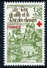 stamp / TIMBRE FRANCE N° 2025 ** LE RAT  FAUNE