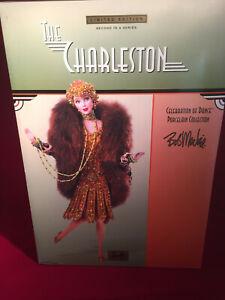 Bob Mack The Charleston Barbie Doll NRFB Porcelain Celebration of Dance
