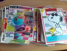 Revistas MicroHobby Micro Hobby para Sinclair Spectrum, escoge la tuya