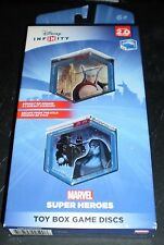 Disney Infinity 2.0 Marvel Super Hero Toy Box Game Discs (New! Free Shipping!)