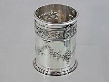 MAGNIFICENT QUALITY ANTIQUE FRENCH SILVER PENCIL HOLDER STERLING FRANCE 19 cent.