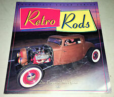 2001 Retro Rods by Dan Burger & Robert Genat Paperback Book English 96pg Rot Rod