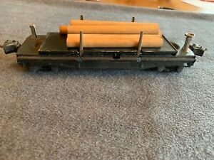 Lionel 3811 Remote Control Lumber Car with original instructions