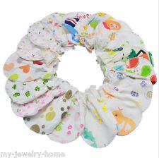Newborn Boys&Girls Infant Anti Scratch Cloth Mittens Mitts Gloves Variety Styles