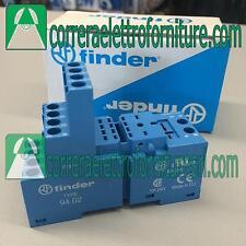 Zoccolo FINDER 94.02 9402 per rele serie 55.32
