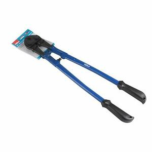 """24"""" 600mm Heavy Duty Bolt Cutters Croppers Steel Chain Cable Wire"""
