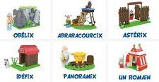 Nouveauté Astérix 2021 lot collection de jouets Astérix  neuf