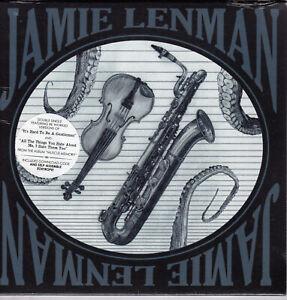 "Jamie Lenman - It's Hard To Be A Gentleman 7"""