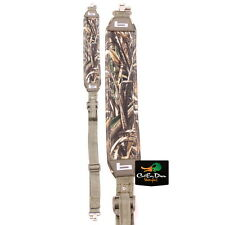"NEW BANDED GEAR 2"" NEOPRENE GUN SHOTGUN SLING W/ SWIVELS MAX-5 CAMO"