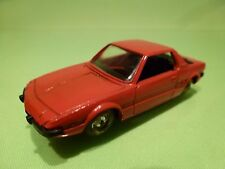 SOLIDO 33 FIAT X1/9 BERTONE - RED 1:43 - GOOD CCONDITION