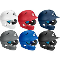 Z5 2.0 Solid Matte Baseball Batting Helmet with Universal Jaw Guard