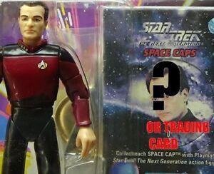 Q Mal Alien Picard's Ennemi Sur Star Trek Tng Figurines 93 Prochain Gén. Moc