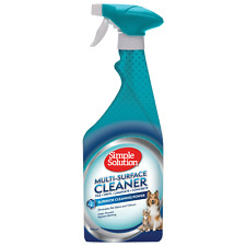Pet Dogs Stain Odour Remover Multi Cleaner Spray Urine Smell Solution 750ml