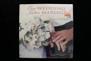 """2004 Canada. 7 Coin Uncirculated RCM Set. """"Our Wedding"""". Mint Sealed. (#17)"""
