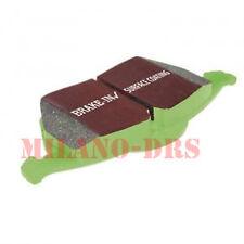 PASTIGLIE FRENO ANTERIORI EBC GREEN 500 ABARTH pinze Brembo DP22021/2