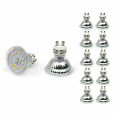 10x SET GU10 LED Spot 3W 250lm 2800K Leuchtmittel Lampe Strahler Warmweiß *N11