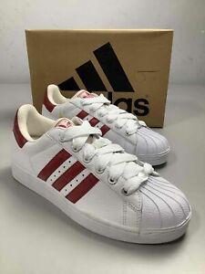 Men's 1998 Sample Adidas Superstar Shoes Size 9