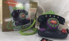 Nickelodeon Talk Blaster Multi-Ringer Telephone, 4Fun Sounds, Flash, Redial