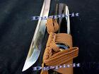 "63"" Battle Ready Musashi Japanese Sword NoDachi Full Tang Sharp"