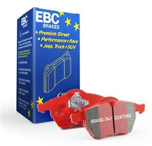 Disc Brake Pad-EBC Redstuff Cefor Ramic Low Dust Front,Rear EBC Brake DP3197/2C
