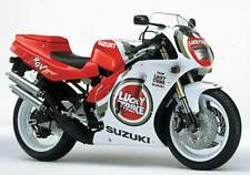 SUZUKI RGV250SP SE LUCKY STRIKE COMPLETE PAINT DECAL SET