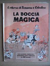Album Susanna e Celestino Boccia M.Inserto Corriere dei Piccoli n°18 1970 [G466]