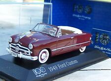 1:43 Minichamps 1949 Ford Custom, 100 Years of Ford Heart and Soul Collection