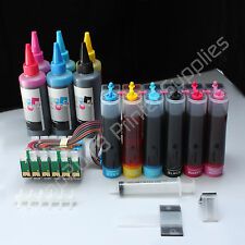 CISS CIS & Extra Set Ink For Epson Artisan 837 730 737 710 (1200ml ink included)