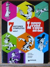 BD LUCKY LUKE - 7 HISTOIRES COMPLETES - Série 1 - E.O