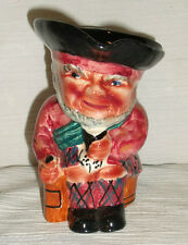 "Shorter And Son SCOTTIE Toby Jug Mug 4"" Staffordshire Vtg Hand Painted"