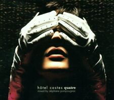 Hotel Costes Quatre - Mixed by Stephane Pompougnac Audio CD Like New!