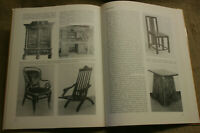Sammlerbuch alte Möbel, Möbelkunst, Mobilar, Möbelstile Romantik Rokoko Biederm.
