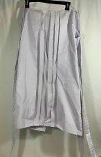 Hakama Pants skirt Uniform White For Kata Forms or Competition