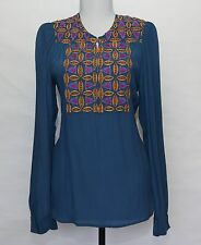 Antik Batik Kwanita embroidered blouse. NWT. Size S. $298