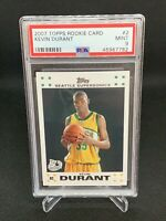 2007 Topps Kevin Durant PSA 9 Rookie HOT